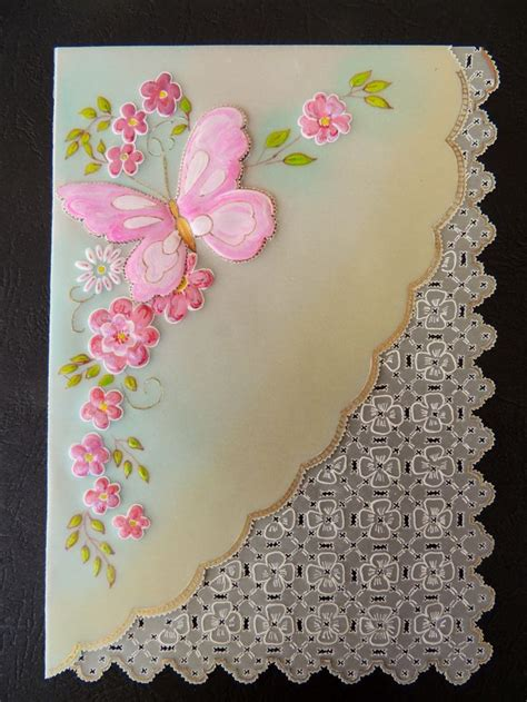 paper parchment craft gillar den pergamano lace and paper