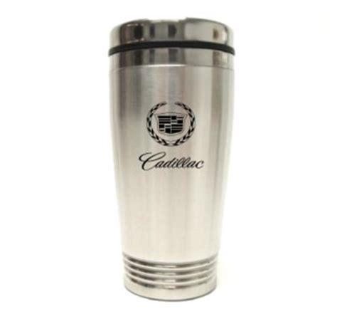 Cadillac Travel Mug by Cadillac Logo Tumbler Coffee Cup Travel Mug 16oz New Ebay