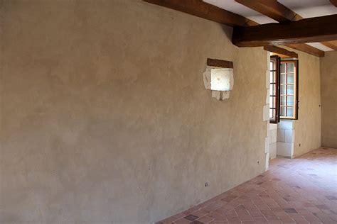 Enduit De En Interieur Comment Mur A La Chaux Interieur Inspiration Du