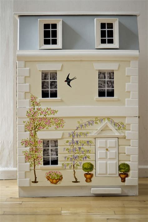 painting dolls houses pin by eileen rutzler on children s furniture pinterest
