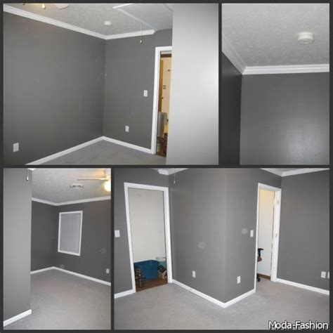 gray wall paint 2014 2015 moda 2014 2015 small rooms gray wall paints walls