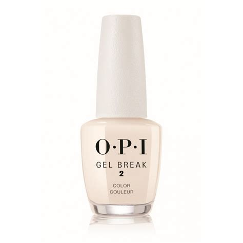 Beige Nägel by Gel Barely Beige 15 Ml Opi The Nail Store