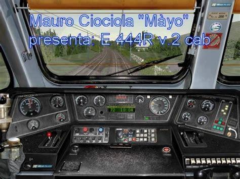 e444 cabina trenomania it sezione cabine