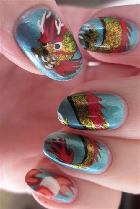 new year ideas 2014 inspiring new year nail designs ideas 2014