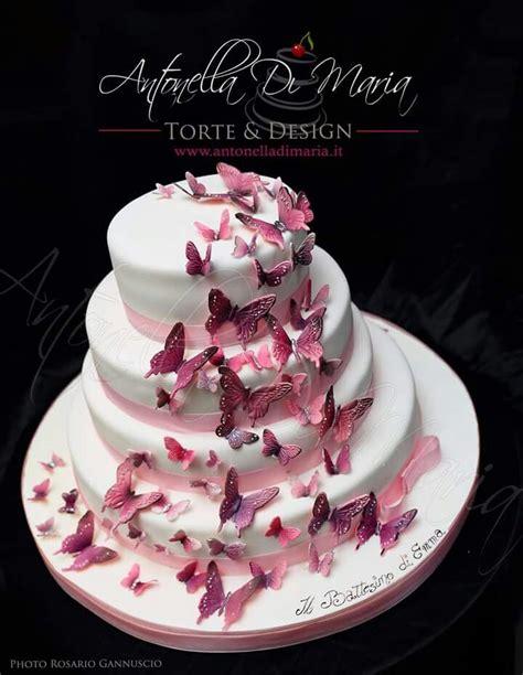 torta fiori e farfalle torta con farfalle cake cerimonia torte