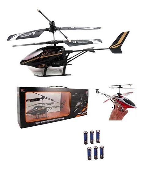 Remote Rc Helicopter Black V Max Powerful Engine v max shubham remote 2 channel helicopter best