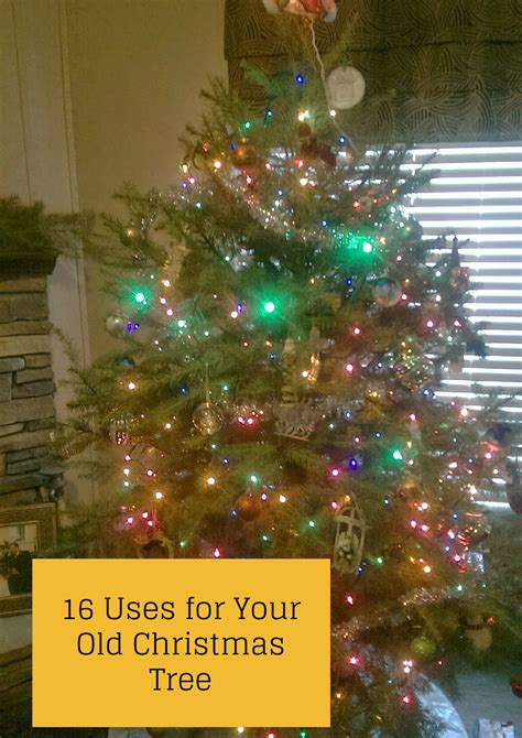 uses of christmas tree christmas lights decoration