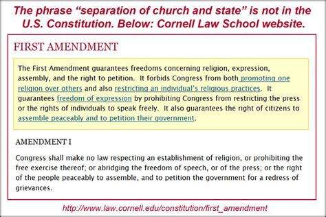 on the constitution of the church and state according to the idea of each with aids toward a right judgment on the late catholic bill classic reprint books separation of church and state is not in the constitution