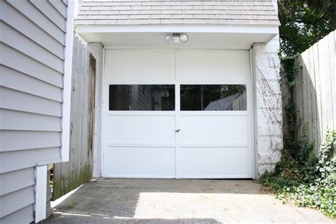 painting a garage doors and trim merrypad