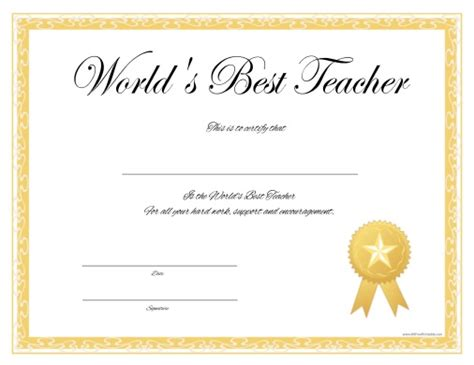 free student of the month certificate templates education