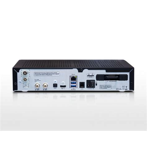 4k digital uhd 4k digital satellite receiver dual fbc tuner vu plus