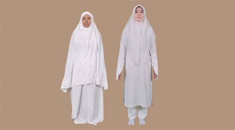 Baju Ketika Umrah pakaian ihram perempuan zafatour