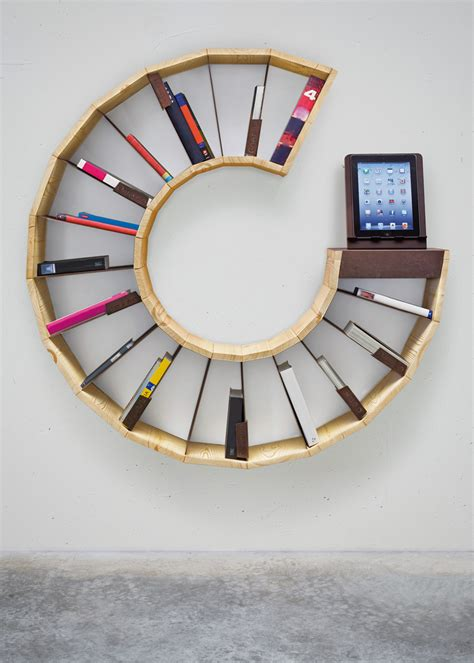 unique shelving 20 creative bookshelves modern and modular