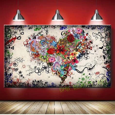 decor painting aliexpress com buy graffiti design abstract wall art