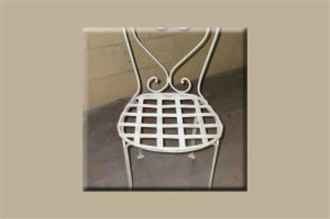 sedie in ferro battuto da giardino prezzi prezzo sedia in ferro battuto da giardino alessandria