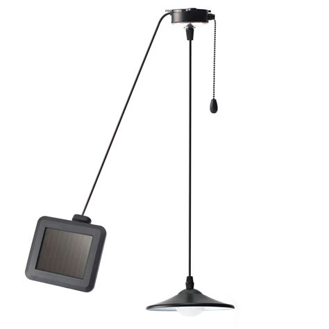 solar light show with remote solar outdoor garden patio led ceiling pendant light