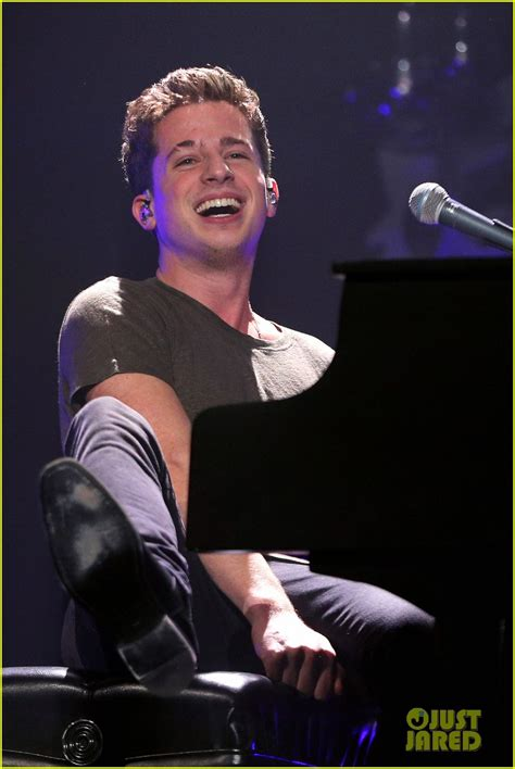 charlie puth xcel charlie puth celebrates grammy noms at jingle ball in