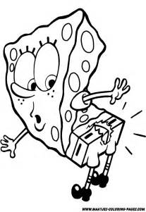 spongebob coloring book free coloring pages spongebob coloring pages