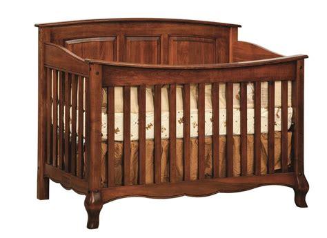 amish baby crib amish country convertible crib