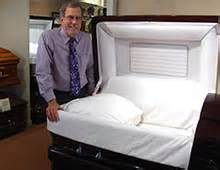mortuaries adjusting to trend of simpler cheaper