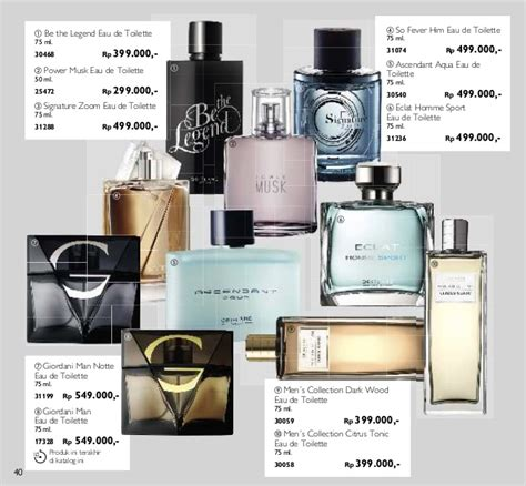 Parfum Oriflame Ultimate katalog oriflame april 2016 indonesia promo novage