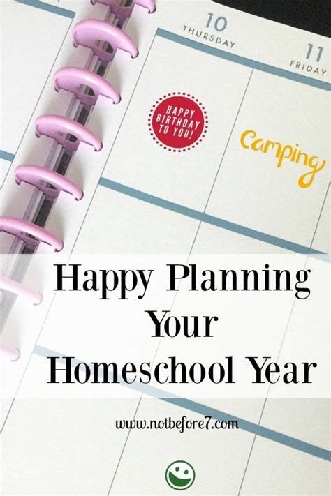 the happy homeschooler our homeschool planner a free 983 best homeschool planning and organization images on