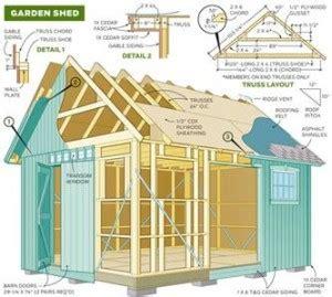 wood shed plan diy    build diy blueprints