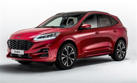Ford Kuga 2020 by Ford Kuga 2020 три гибрида и расход 1 2 л 100 км