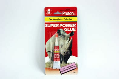 Kenmaster Lem Power Glue 3 Pcs proton