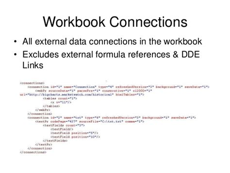 Xml Spreadsheet Reference by Spreadsheet Ml Overview