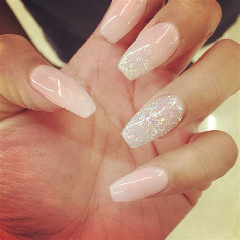 Gel Acrylic Nails by Coffin Gel Nail Designs Best Nail Designs 2018