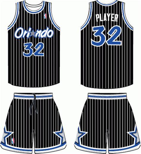 orlando magic road uniform national basketball
