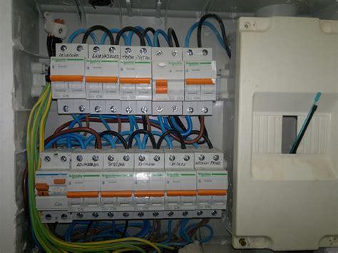 cuadros electricos viviendas foto cuadro electrico vivienda de electricidad yeiba