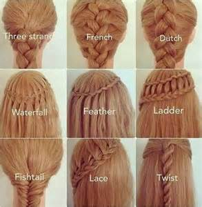 how to 25 easy hairstyles with braids top diy ideas