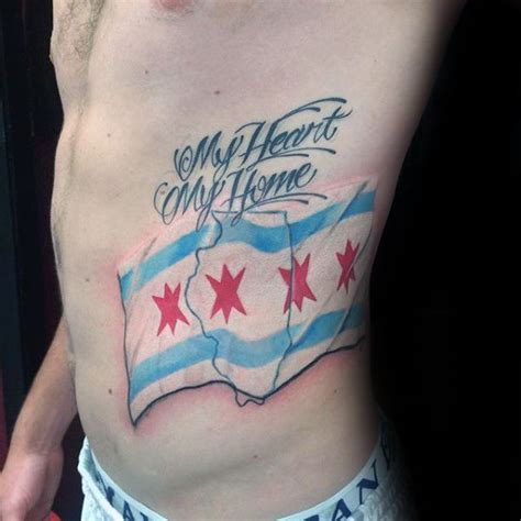 chicago flag tattoo 25 best flag tattoos images on flag tattoos