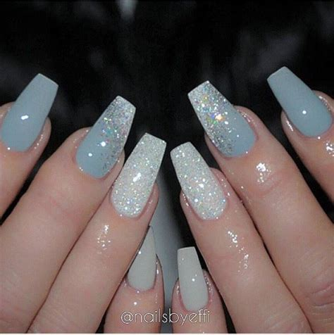 moon shape ombre glitter nail art pinterest pinterest nattat74 nail art pinterest matte nails