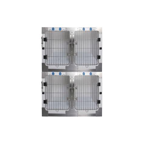 Fibreglass L by Fibreglass Modular Cage L Chadog Corporate