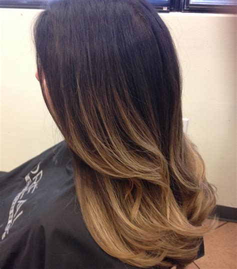 lo lites hi lites with red hair hairstylegalleries com red ombre balayage dark brown hairs