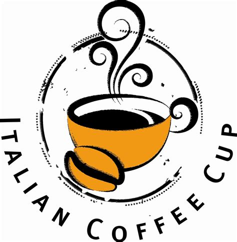 coffee cup food and beverage logos