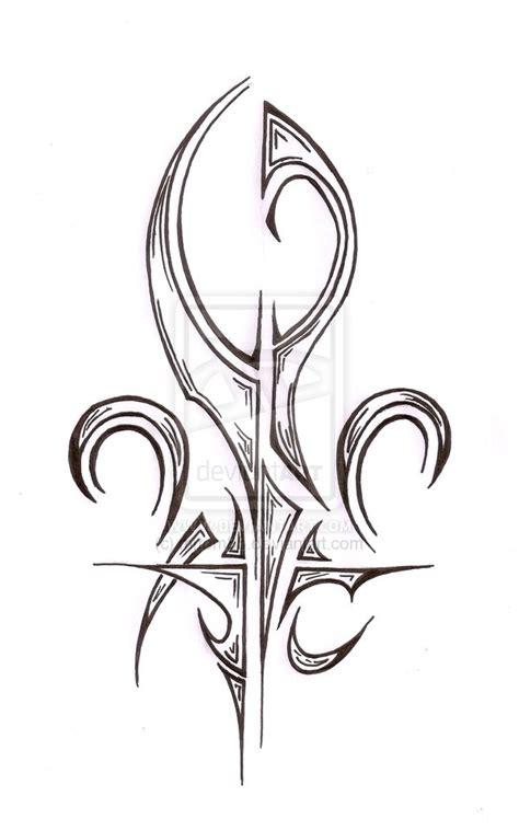 fleur de lis tattoo design 36 fleur de lis designs