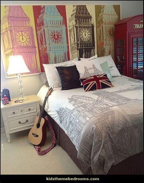 catherine lansfield city scape travel themed bedroom world traveler bedroom decorating ideas pilotproject org