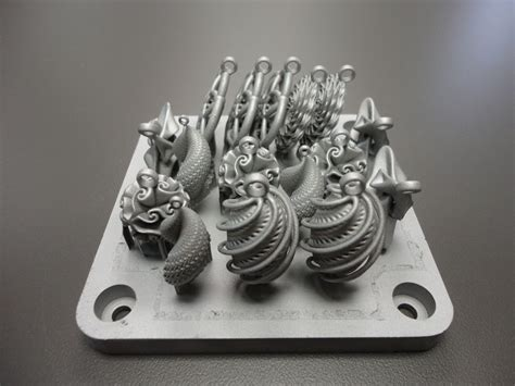 Silver Home Decor by 3d Printing In Metal 3dizingof Com