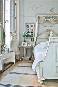 blue white shabby chic rustic french country bedroom decor idea the frames in the back me and
