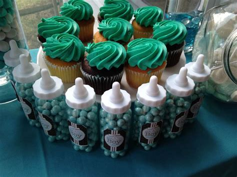 Turquoise Baby Shower by Turquoise Brown Baby Shower Baby Shower Ideas