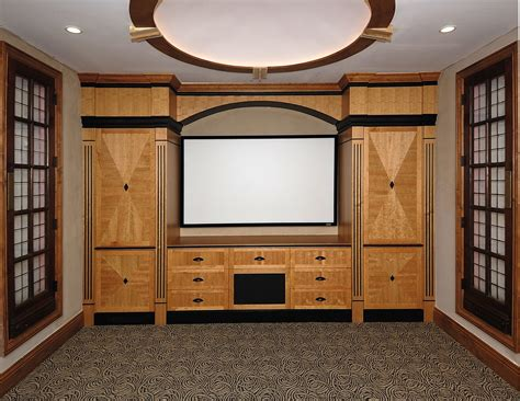 outstanding home theatre cabinet designs images best