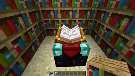 How To Use Enchantment Table by 3 Ways To Make An Enchantment Table In Minecraft Wikihow