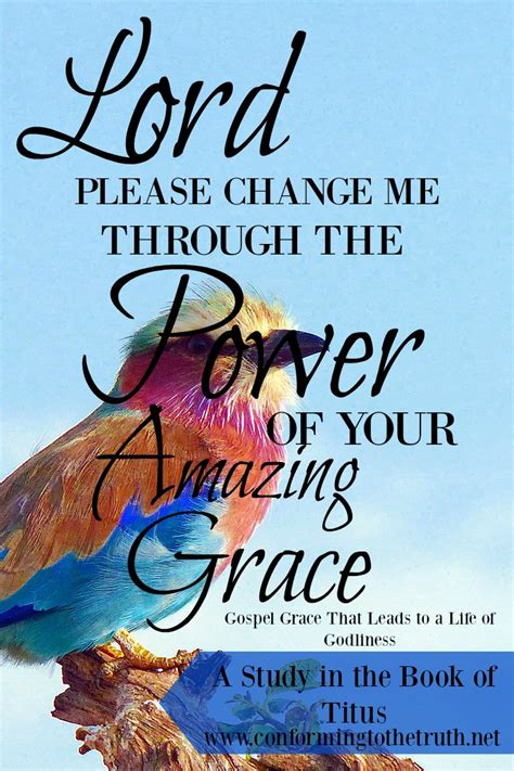 467 Best God S Amazing Gospel Grace That Leads To A Of Godliness A Study