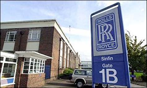 news business rolls royce cuts
