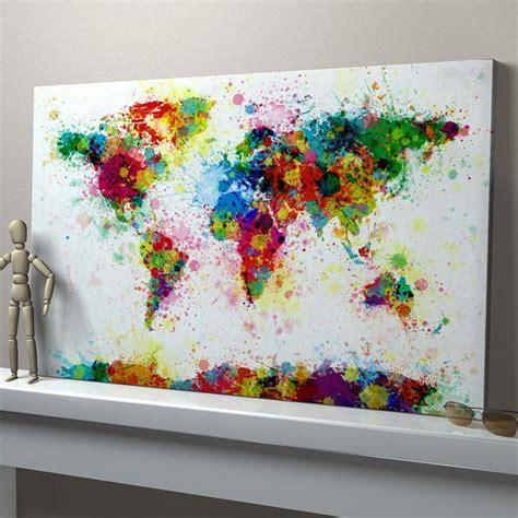 badezimmer leinwand kunst auf leinwand malen 37 originelle einfache ideen mit