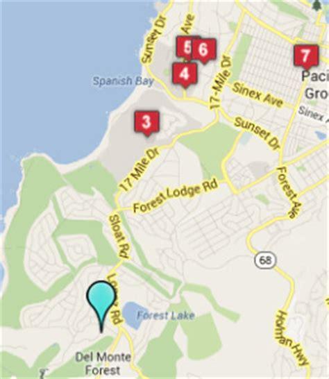 pebble california map pebble ca hotels motels see all discounts